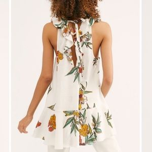 🧨LAST CHANCE🧨 Free People Summer In Tulum Tunic